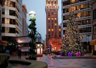Holiday Season at City Square